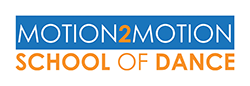 Motion2Motion School of Dance Logo