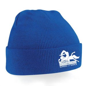 Motion2Motion Branded Beanie Hat