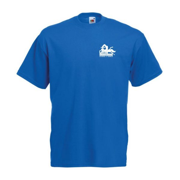 Branded-T-Shirt-Royal-Front
