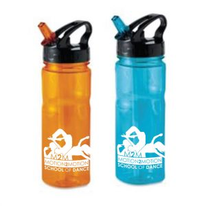 Motion2Motion Branded Water Bottle